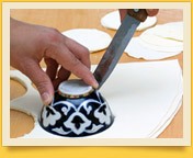 Тесто для тухум-барака. Рецепты узбекской кухни