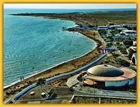 Туркмения залив каспийского моря