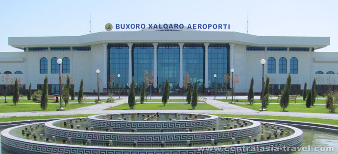 Аэропорт в Бухаре