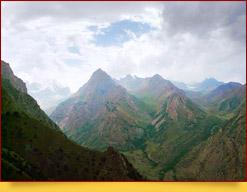 Перевал Кош-Майнок (3260 м)