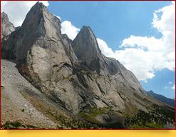Пик Слесов (4240 м)