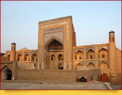 Allakuli-Khan Madrasah