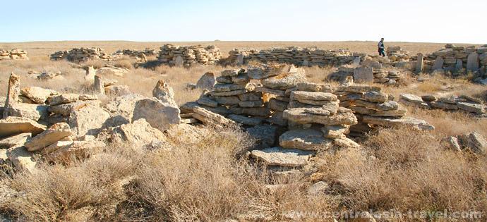 Плато Устюрт. Тур в Узбекистан