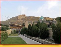 Нурата. Навоийская область, Узбекистан