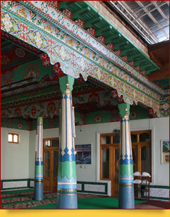 Мечеть Чакар. Маргилан, Узбекистан