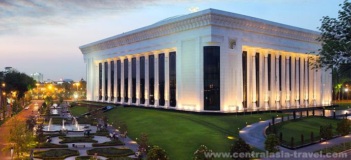 Дворец форумов. Ташкент, Узбекистан. Туры в Узбекистан
