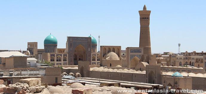 Bujara, Uzbekistán. Viaje a Uzbekistán