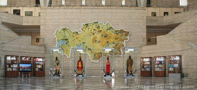 Staatsmuseum, Almaty