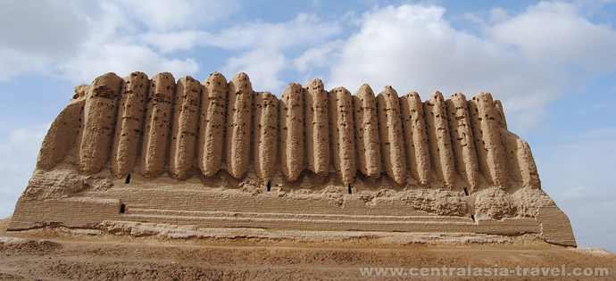 Merv ancient city