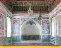 Дворец Худоярхана (XIX в.). Коканд, Узбекистан