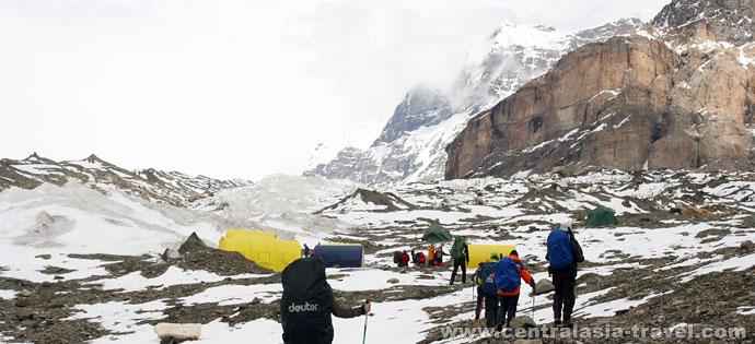 Лагерь 5 (3800 м)