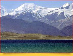 El lago Karakul