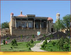 Мечеть Хазрат Хызр (Хазрет-Хызр)