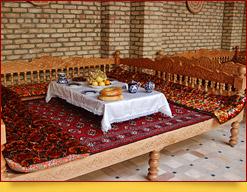 Курпача - узбекский национальный матрац