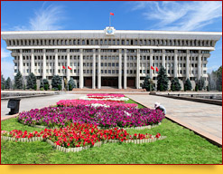 Información sobre Kirguistán