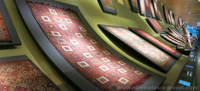 Museo de alfombras de Azerbaidzhán, Bakú, Azerbaidzhán