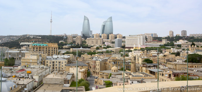 Bakú, Azerbaidzhán