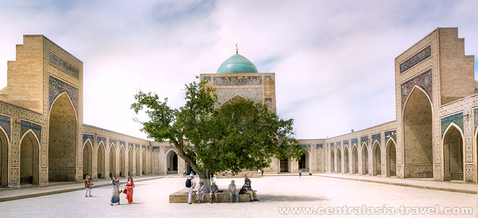Комплекс Пои-Калян. Бухара, Узбекистан. Туры в Узбекистан