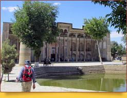 Комплекс Боло-хауз (XVII век). Бухара, Узбекистан