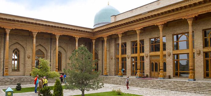 Комплекс Хазрат имам. Ташкент. Туры в Узбекистан