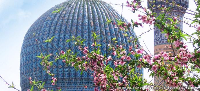 Самарканд. Туры в Узбекистан