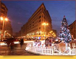Новогодняя ночь в Армении