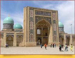 Barak-Khan Madrasah. Tashkent