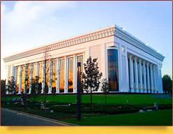Дворец форумов. Ташкент, Узбекистан