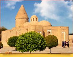 Chashmah-Ayyub Mausoleum(XII в.). Bukhara, Uzbekistan