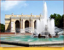 Большой театр имени Навои. Ташкент, Узбекистан