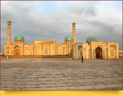 Conjunto Khazret-Imam. Uzbekistán, Tashkent