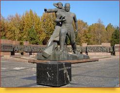 Монумент «Мужество»