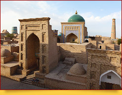 Pakhlavan Mahmud architectural complex