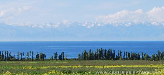 Чолпон-Ата, тур в Кыргызстан