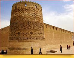 Цитадель Карим Хана (XVIII в.). Шираз, Иран