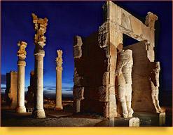 Архитектурный комплекс Персеполис (VI-V вв. до н. э). Иран