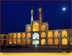 Комплекс Амир-Чахмах (XV-XVI вв.). Йезд, Иран