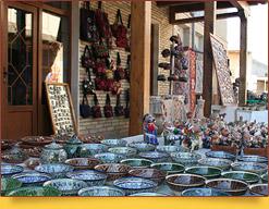 Торговые купола. Бухара, Узбекистан