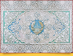 Традиционная резьба Таджикистана