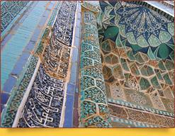 Shah-i-Zinda Necropolis (Samarkand)