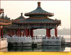 Летний Императорский дворец - Парк Ихаюань. Пекин, Китай
