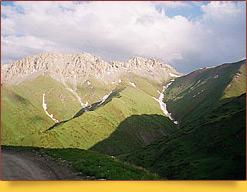 Перевал Иркештам. Китай
