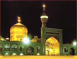 Мавзолей Имама Резы. Мешхед, Иран