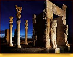 Персеполь (VI-V вв. до н. э.). Марвдешт, Иран