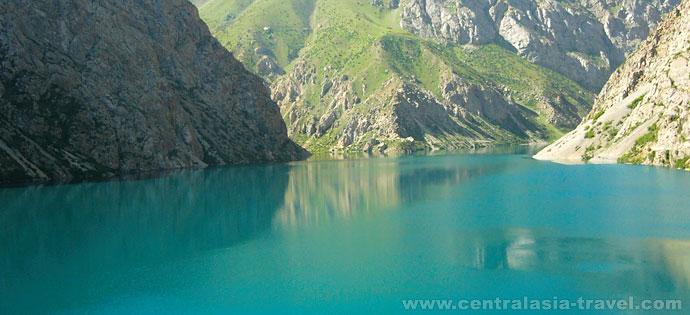 Marguzor Lakes