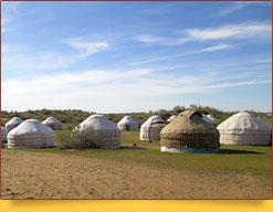 Юртовый лагерь «Айдар», Узбекистан
