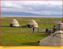 Озеро Сон-Куль (Сонкёль)