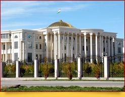 Information über Tadschikistan