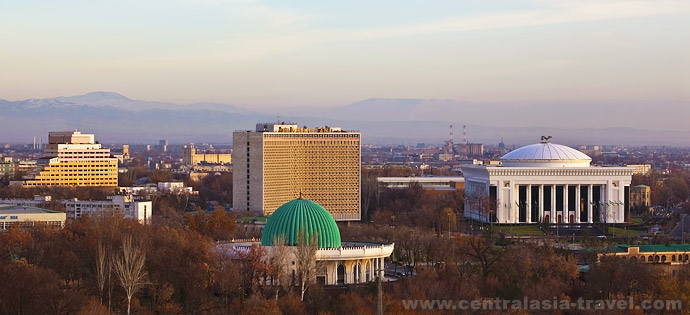 Tashkent, tour to Uzbekistan