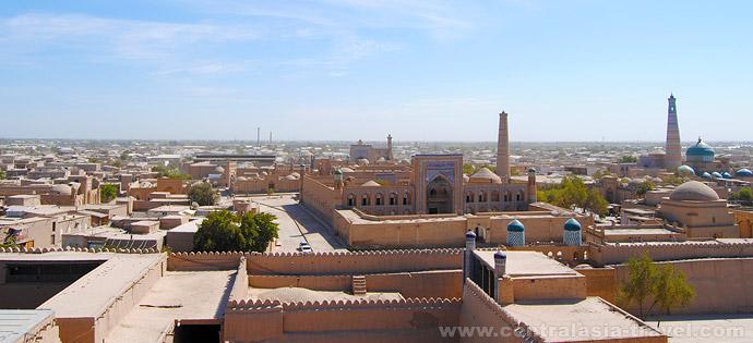 Khiva, tour to Uzbekistan